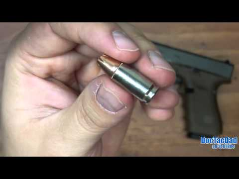 Self Defense Ammo - What weight in 9mm?