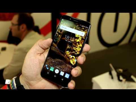 Noa N8 (Pro) smartphone with 18:9 1080p infinity display