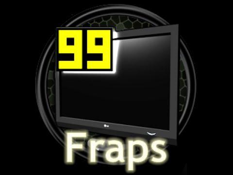 Видеоурок,как пользоваться программой Fraps
