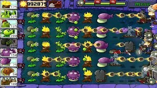 Plants vs Zombies monsters zombies at night  full coin Gameplay LEVEL 3