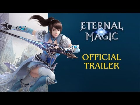 Eternal Magic – Official trailer