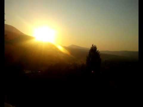 Mount Nemrut & the village of Akpinar/Besni/Adiyaman  //  TIME-LAPSE