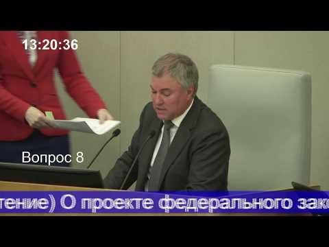 Анатолий Аксаков о страховании гражданской ответственности владельцев транспортных средств
