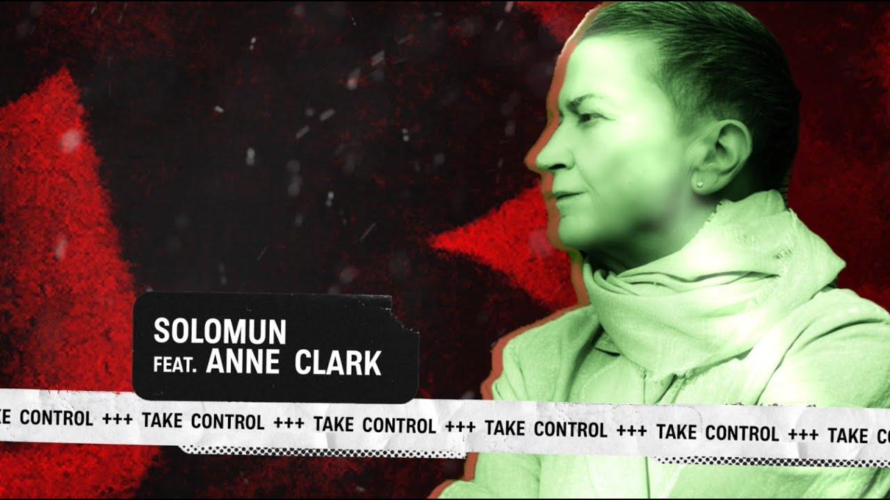 Solomun feat. Anne Clark - Take Control (Official Audio)