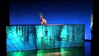 London National Olivier Theatre - Drum Revolve for His Dark Materials