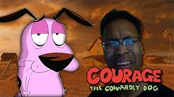 courage the cowardly dog show intro - Free Music Download