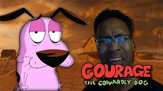 COURAGE THE COWARDLY DOG EXPOSED