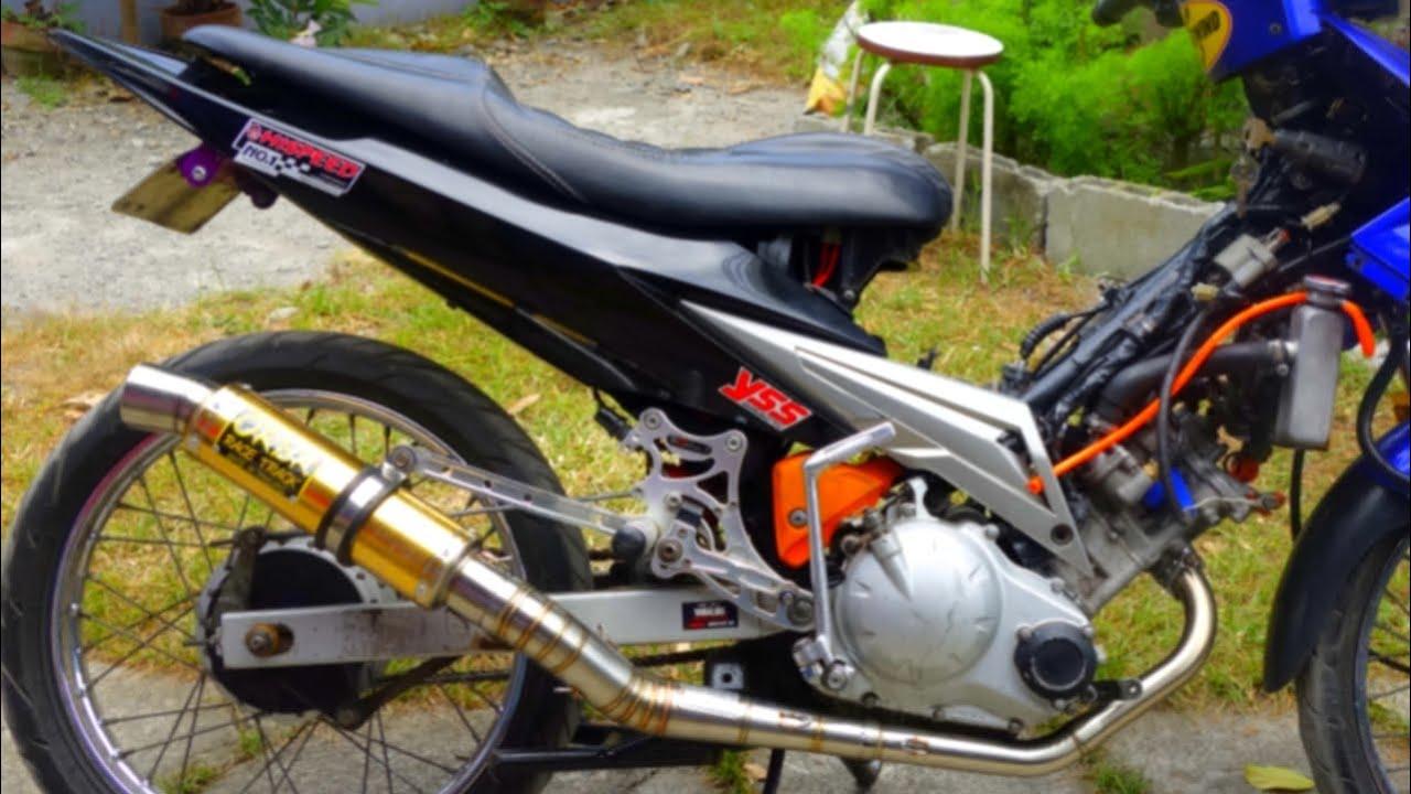 Sound Test Orbr Thailand Racing Exhaust Muffler Youtube