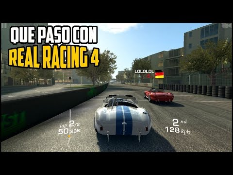 El ESTADO ACTUAL De Real Racing 3
