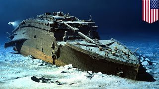 Tourists can dive to Titanic wreck in 2019 for $100,000 - TomoNews