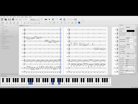 MuseScore: Dúlamán