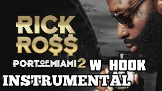 Rick Ross - Turnpike Ike (INSTRUMENTAL)