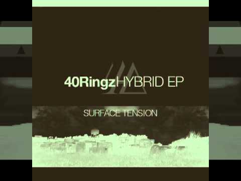 40Ringz - Hybrid EP (2012)