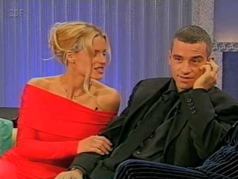1998 | Michelle Hunziker erstmals bei «Wetten, dass ..?»
