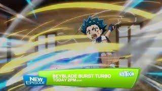 Beyblade Burst Turbo Official Trailer #2 Teletoon