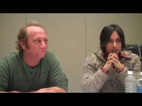 Vik Sahay and Scott Krinsky