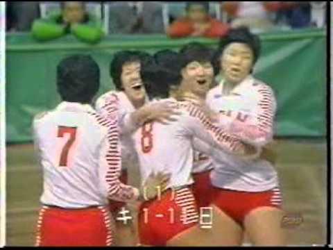1977W杯女子日本キューバ ▶1:15:23