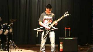 Talent Show Master of Puppets Live Cover