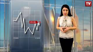 InstaForex tv news: Traders thrust aside US data  (15.03.2018)