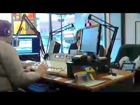 WITW Chicago Valparaiso Christian Radio Morning Show March 30.flv