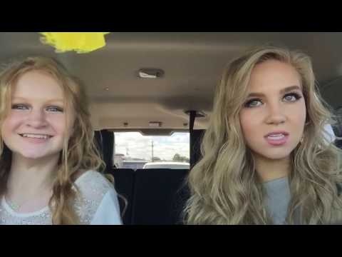 CARPOOL KARAOKE WITH SAVANNAH MAY PART ONE