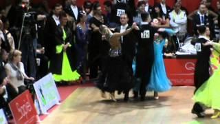 Roberto Carano & Arianna Gobbi (Italy) - Quickstep Final | Rom…