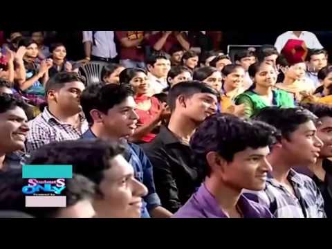 Students Only     Govind Menon sings Fish Rock Thaikkudam Bridge 1