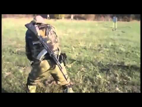 Как учат в армии стрелять ?
