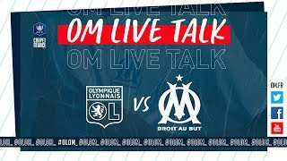 VIDEO: Suivez en direct OL  OM ! #OLOM