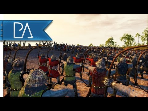 BATTLE OF AGINCOURT - Medieval Kingdoms Total War 1212AD Mod Gameplay