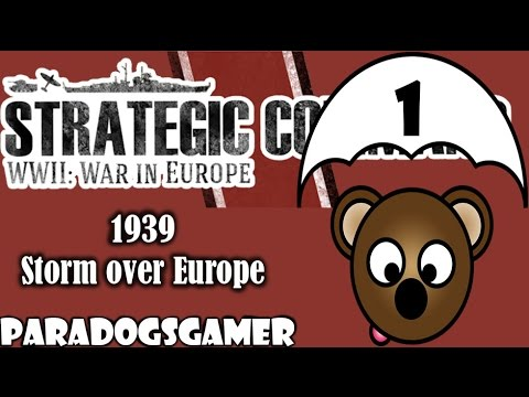 Strategic Command | 1939 Storm over Europe | Part 1