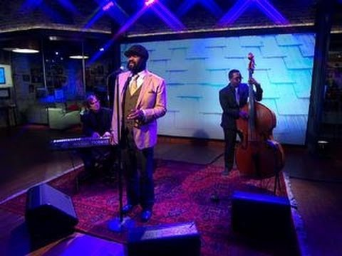 Gregory Porter Performs