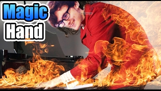 Miracle- Dota 2 - The Real INVOKER PIANIST