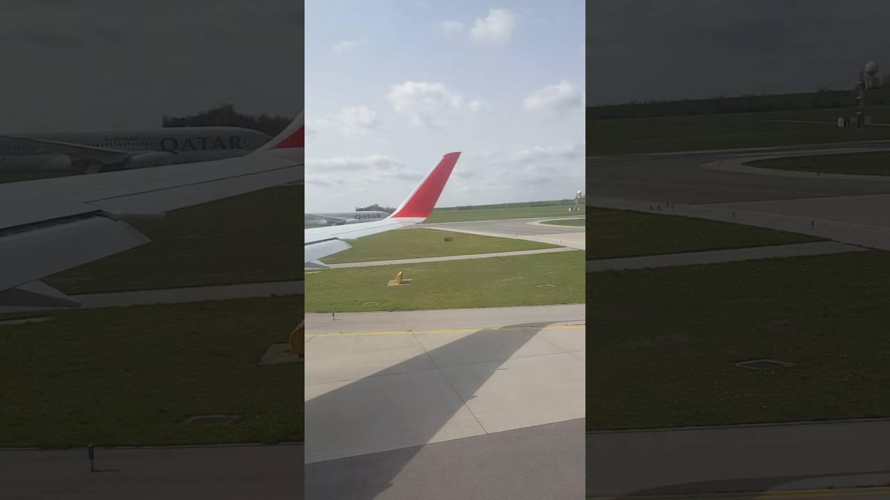 Flug Wien New York Mit Der Aua Boeing 767 300 Youtube