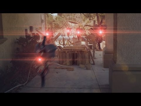 Half-Life 2: Manhack Encounter (Short Action Scene)
