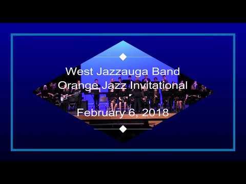 West Jazzauga Band at the Orange Jazz Invitational