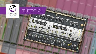 Tutorial - How To Get Great Electric Guitar Tones Using Waves PRS SuperModels Plug in