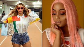 Picha za Utupu: Irene Uwoya aomba radhi na kumtupia lawama Beyonce