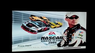 NASCAR 2005 Chase For The Cup - Part 1