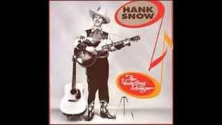 Watch Hank Snow Down Where The Dark Waters Flow video
