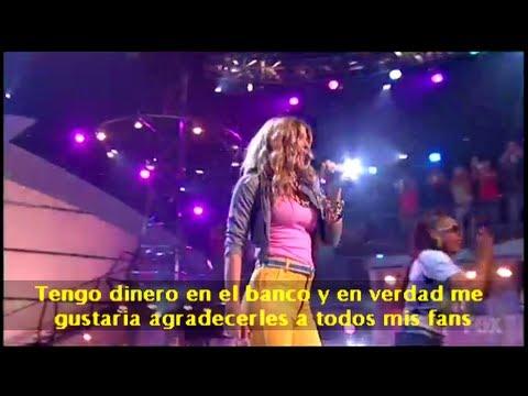 Fergie - Glamorous (Subtitulada en español) (Live)