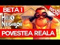 Hello Neighbor POVESTEA ADEVARATA DESCOPERITA BETA 1 mp3