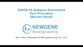 Covid-zelftest NewGene