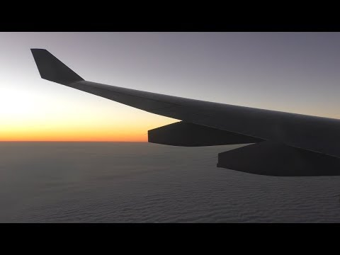 Qantas Flight QF129 | Sydney To Shanghai | Airbus A330-202 | (VH-EBP)