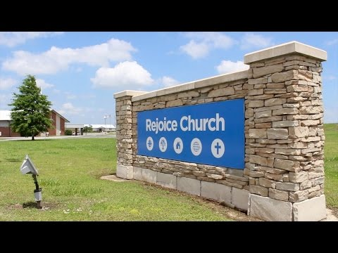 Rejoice Church Pre-Roll video - Summer/Fall 2015