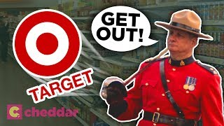 Why Target Failed In Canada - Cheddar Examines
