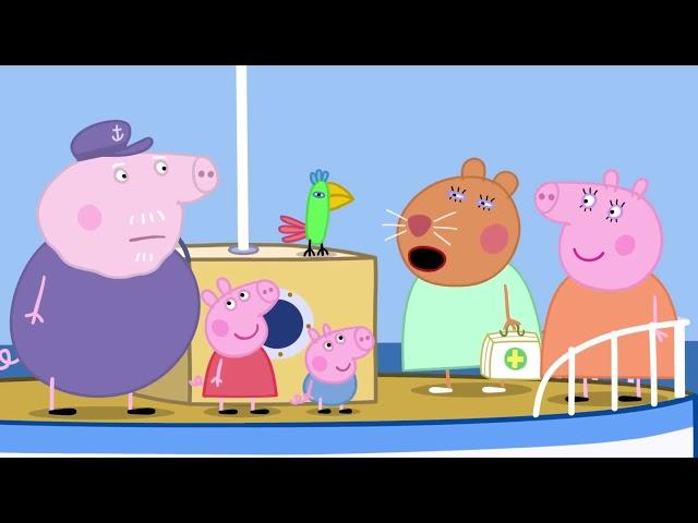 Peppa Pig 粉红猪小妹 第五季13【飛行獸醫】中文版
