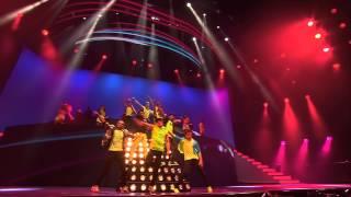Violetta Live - Chanson : Juntos Somos Mas