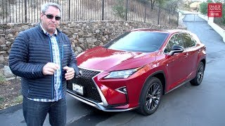 2018 Lexus RX | Daily News Autos Review