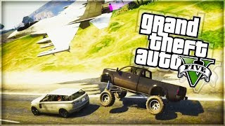 GTA 5 Funny Moments 'COME OUT WHEREVER YOU ARE!!!' (With The Sidemen)